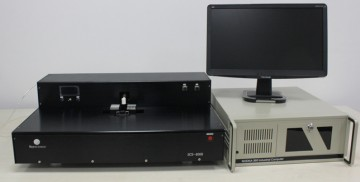 SCS-4000-T - Single Mode Fiber coupler working station