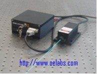 OE13532GS Series - 532 nm Green Solid State Laser