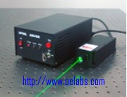 OE13556YGS Series - 556 nm Yellow Green Solid State Laser