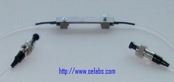 OESTS-300 - Compact Elevated Surface Fiber Bragg Grating Strain Sensor