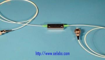OETMS-100 - Low Temperature Fiber Bragg Grating Sensor(- 50 ~ + 700℃ )
