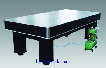 OEZ18-12 - OEZ Precision Self-balancing Vibration-isolated Optical Table