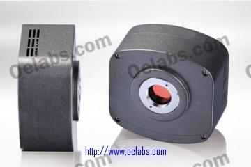 OECC-1.4C - Color Cooled CCD Camera