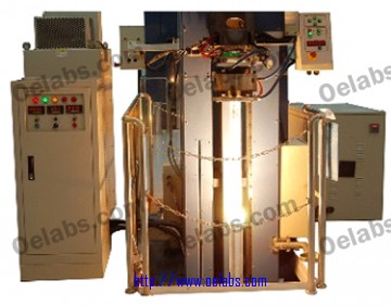 OEOFD - Optical Fiber Drawing Tower