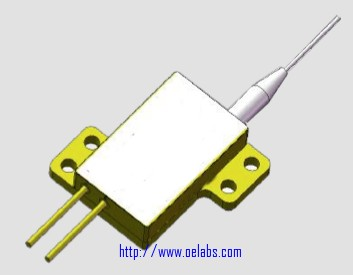 OEFCM Series - Fiber Coupled Multiple Single Emitter (CW)