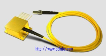 OESCW Series - Fiber Coupled Single Emitter Diode Laser (CW)