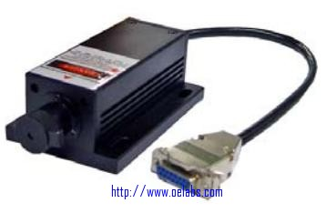 OEMPL-III-1053-LD PUMPED ALL-SOLID-STATE Q-SWITCHED LASER