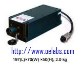 OEMGL-FN-532-532nm green DPSS laser with TEM00 mode