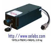 OEMSL-FN-556-556nm yellow green single longitudinal mode laser