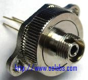 RSPD758 - 2000um InGaAs photodiode ,FC receptacle