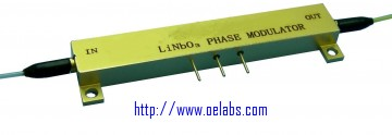 PMS-OCT-15-LiNbO3 Phase Modulator(For Fiber Current Sensor)