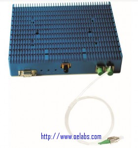 DAS Integrated Optical Source Module