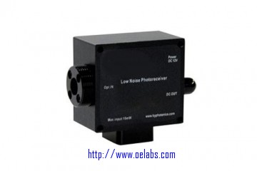 APD Photoreceiver For FSO