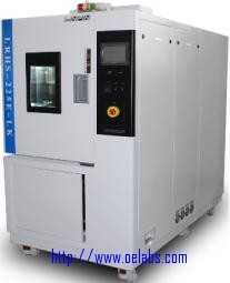 Programmable Rapid Ramp Change Temperature Test Chamber